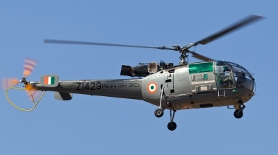 Photo ID 68286 by Andreas Zeitler - Flying-Wings. India Air Force Aerospatiale SA 319B Alouette III, Z1429