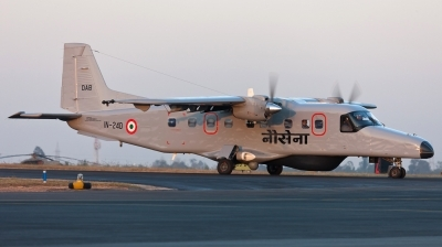 Photo ID 68071 by Andreas Zeitler - Flying-Wings. India Navy Dornier Do 228 201, IN 240
