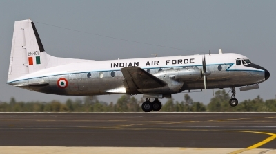 Photo ID 68013 by Andreas Zeitler - Flying-Wings. India Air Force Hawker Siddeley 748 2A 281 Andover, BH1011