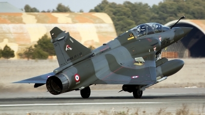 Photo ID 68027 by Antonio Zamora. France Air Force Dassault Mirage 2000D, 609