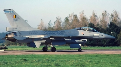 Photo ID 68295 by Arie van Groen. Belgium Air Force General Dynamics F 16A Fighting Falcon, FA 01