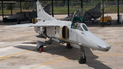 Photo ID 68223 by Frank Noort. Sri Lanka Air Force Mikoyan Gurevich MiG 27M Flogger, SFS 5307
