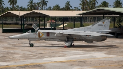 Photo ID 68216 by Frank Noort. Sri Lanka Air Force Mikoyan Gurevich MiG 27M Flogger, SFS 5304