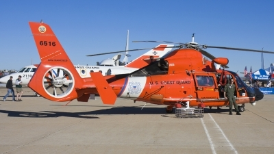 Photo ID 68354 by Nathan Havercroft. USA Coast Guard Aerospatiale MH 65C Dolphin, 6516