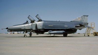 Photo ID 68256 by David F. Brown. USA Air Force McDonnell Douglas F 4G Phantom II, 69 0277