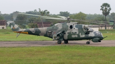 Photo ID 68297 by Frank Noort. Sri Lanka Air Force Mil Mi 35, SAH 4407