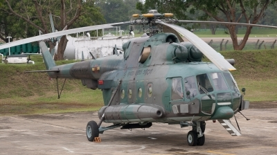 Photo ID 68350 by Frank Noort. Sri Lanka Air Force Mil Mi 171, SMH 4302