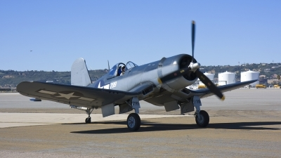 Photo ID 68384 by Nathan Havercroft. Private Private Vought F4U 1A Corsair, N83782
