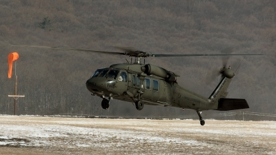 Photo ID 68490 by David F. Brown. USA Army Sikorsky UH 60A Black Hawk S 70A, 84 23935