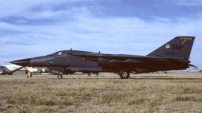 Photo ID 68525 by Peter Boschert. USA Air Force General Dynamics F 111G Aardvark, 68 0247