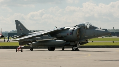 Photo ID 8615 by Jeremy Gould. UK Navy British Aerospace Harrier GR7A, ZD348