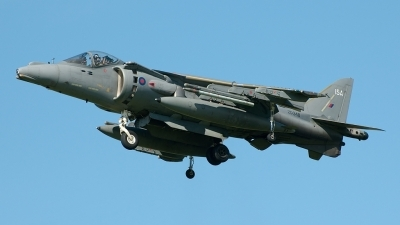 Photo ID 8616 by Jeremy Gould. UK Navy British Aerospace Harrier GR7A, ZD348