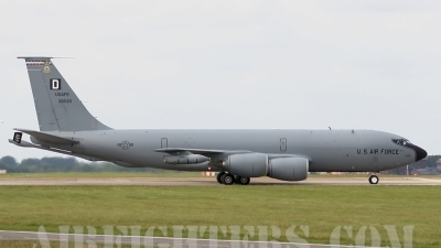 Photo ID 8632 by lee blake. USA Air Force Boeing KC 135R Stratotanker 717 148, 63 8025