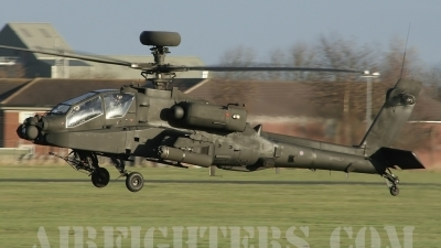 Photo ID 8645 by lee blake. UK Army Westland WAH 64D Longbow Apache, ZJ193
