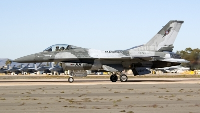 Photo ID 68861 by Brandon Thetford. USA Navy General Dynamics F 16A Fighting Falcon, 900947