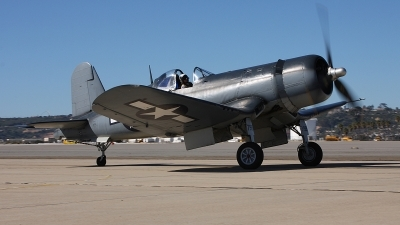 Photo ID 68895 by Jason Grant. Private Private Vought F4U 1A Corsair, N83782