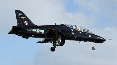 Photo ID 69012 by Mike Griffiths. UK Air Force British Aerospace Hawk T 1W, XX167