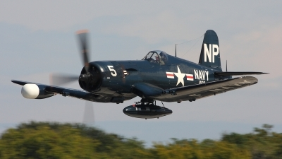Photo ID 68939 by Jonathan Derden - Jetwash Images. Private Private Vought F 4U 5NL Corsair, N45NL