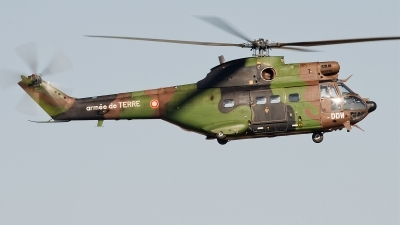 Photo ID 69040 by Alex van Noye. France Army Aerospatiale SA 330B Puma, 1447