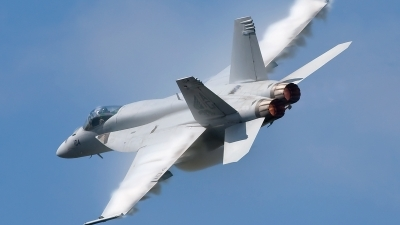 Photo ID 69001 by Frank Steinkohl. USA Navy Boeing F A 18E Super Hornet, 166604