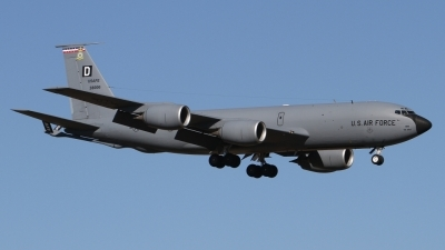 Photo ID 69086 by Peter Emmert. USA Air Force Boeing KC 135R Stratotanker 717 100, 63 8006