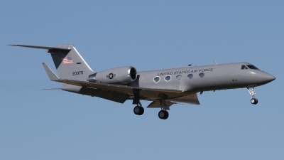 Photo ID 69605 by Peter Emmert. USA Air Force Gulfstream Aerospace C 20H Gulfstream IV, 92 0375
