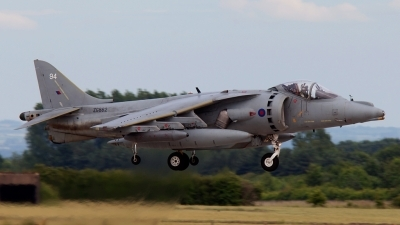 Photo ID 69144 by Tom Sunley. UK Navy British Aerospace Harrier GR9, ZG862