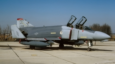 Photo ID 69226 by David F. Brown. USA Air Force McDonnell Douglas F 4D Phantom II, 66 7614