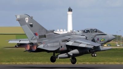 Photo ID 8692 by Andy Walker. UK Air Force Panavia Tornado GR4, ZG705