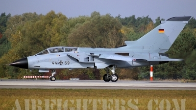 Photo ID 8697 by Jörg Pfeifer. Germany Air Force Panavia Tornado IDS, 44 69