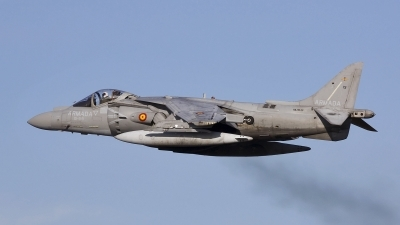 Photo ID 69375 by Antonio Zamora. Spain Navy McDonnell Douglas AV 8B Harrier ll Plus, VA 1B 29