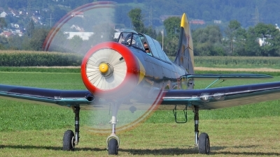 Photo ID 70092 by Martin Thoeni - Powerplanes. Private Private Yakovlev Yak 18A, HB RCX