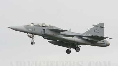 Photo ID 8738 by lee blake. Sweden Air Force Saab JAS 39D Gripen, 39825