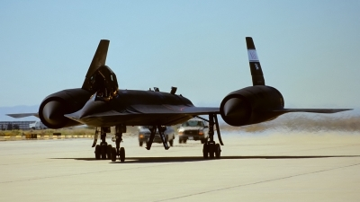Photo ID 69489 by Peter Boschert. USA NASA Lockheed SR 71A Blackbird, 61 7980