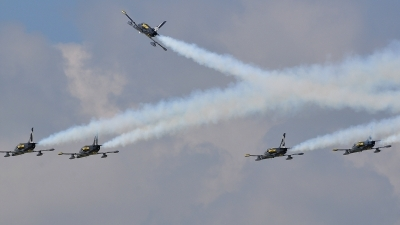 Photo ID 70282 by Martin Thoeni - Powerplanes. Private Breitling Jet Team Aero L 39C Albatros, ES YLI
