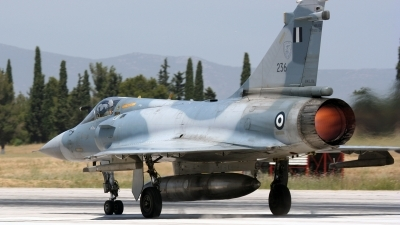 Photo ID 69673 by Kostas D. Pantios. Greece Air Force Dassault Mirage 2000EG, 236