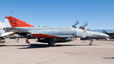 Photo ID 69796 by Andreas Zeitler - Flying-Wings. USA Air Force McDonnell Douglas QF 4E Phantom II, 73 1197