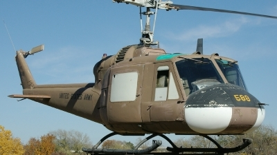 Photo ID 8778 by Michael Baldock. USA Army Bell UH 1B Iroquois 204, 62 04588