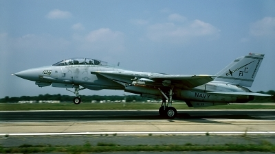 Photo ID 69923 by David F. Brown. USA Navy Grumman F 14A Tomcat, 160900