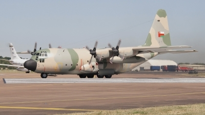 Photo ID 71155 by Niels Roman / VORTEX-images. Oman Air Force Lockheed C 130H Hercules L 382, 501