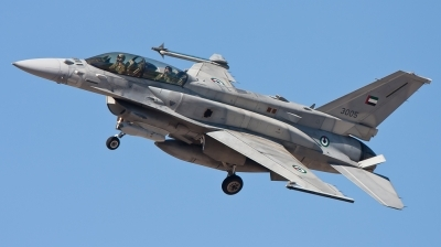 Photo ID 70146 by Andreas Zeitler - Flying-Wings. United Arab Emirates Air Force Lockheed Martin F 16F Fighting Falcon, 3005