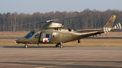 Photo ID 70260 by Johan Havelaar. Belgium Army Agusta A 109HO A 109BA, H20
