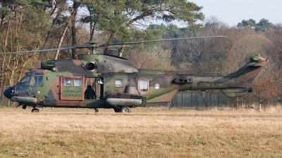 Photo ID 70555 by Johan Havelaar. Netherlands Air Force Eurocopter AS 532U2 Cougar MkII, S 440