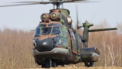 Photo ID 70258 by Alex van Noye. Netherlands Air Force Eurocopter AS 532U2 Cougar MkII, S 440