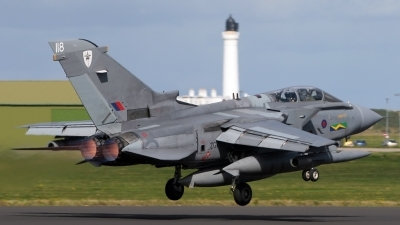 Photo ID 8853 by Andy Walker. UK Air Force Panavia Tornado GR4, ZG705