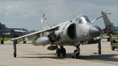 Photo ID 8865 by Lee Barton. UK Navy British Aerospace Sea Harrier FA 2, ZH796