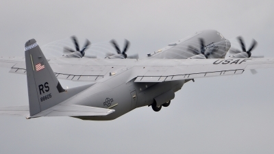Photo ID 70580 by Radim Spalek. USA Air Force Lockheed Martin C 130J 30 Hercules, 08 8605