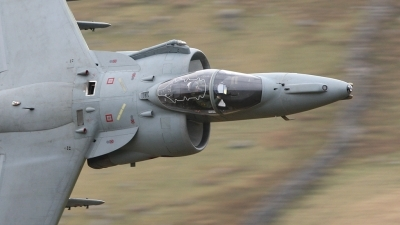 Photo ID 70532 by Barry Swann. UK Air Force British Aerospace Harrier GR9, ZD436