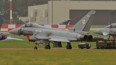 Photo ID 70779 by Martin Thoeni - Powerplanes. UK Air Force Eurofighter EF 2000 Typhoon F2, ZJ910