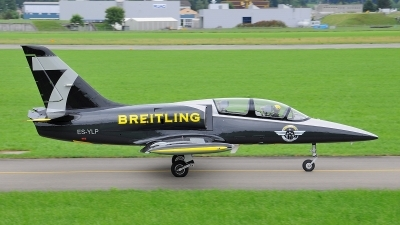 Photo ID 71201 by Martin Thoeni - Powerplanes. Private Breitling Jet Team Aero L 39C Albatros, ES YLP
